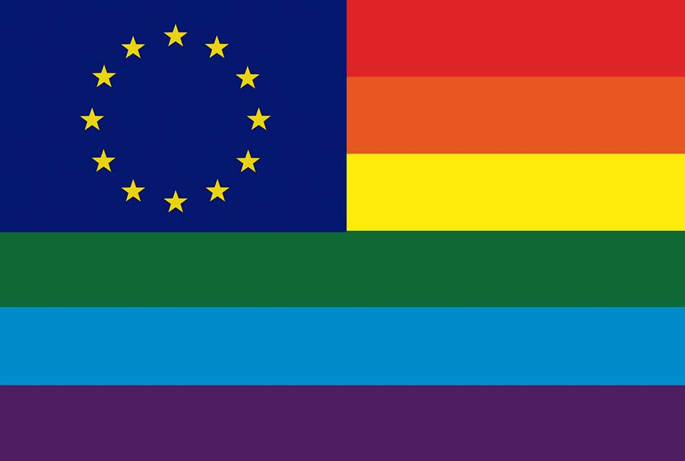 Europadag-vlag-gaykrant